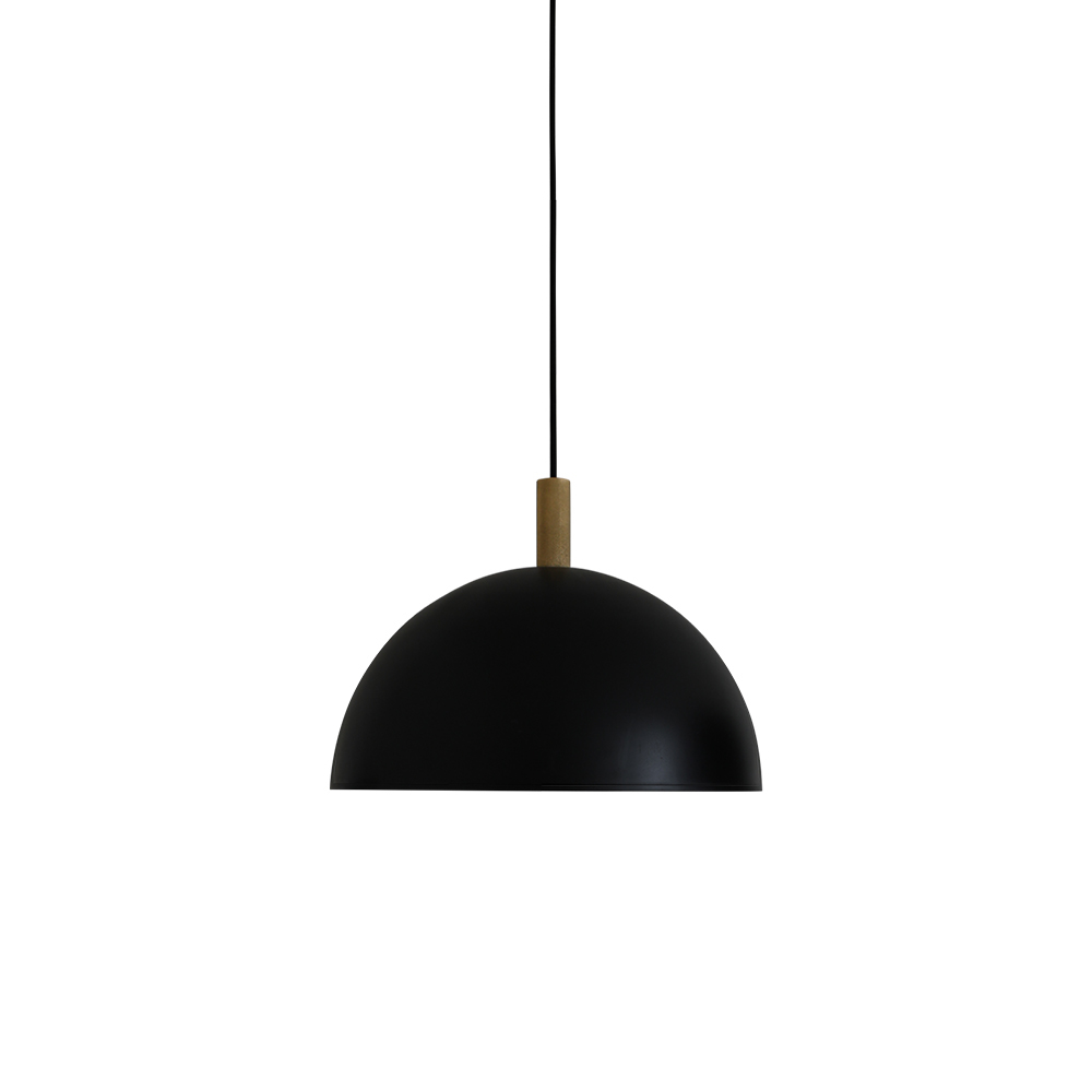 Studio Pendant Brass Medium